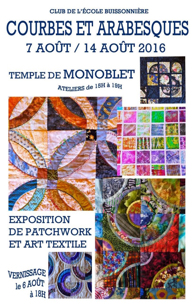 affiche expo16